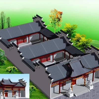 长沙古建施工、湖南祠堂设计、湖南祠堂施工、湖南文物修缮设计、湖南古建筑施工