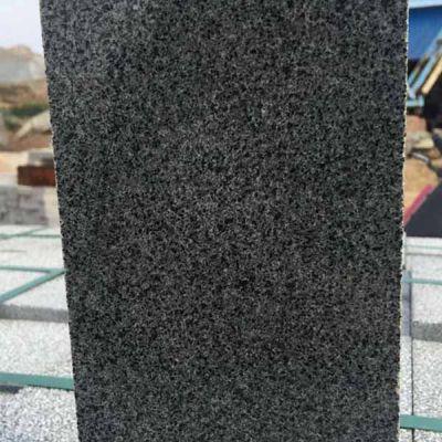 芝麻黑火烧板加工厂家-芝麻黑火烧板-伟艺石材花岗岩(查看)