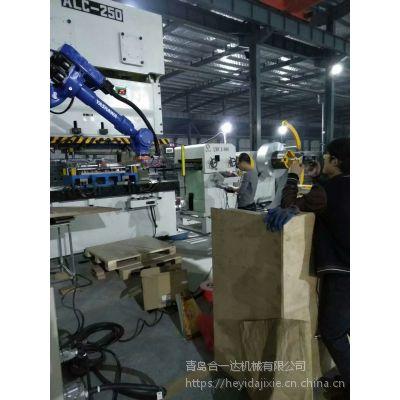 安川机器人中国总代理 冲压搬运机器人