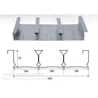 淮北新之杰钢业(YX51-200-600型)镀锌楼承板生产厂家