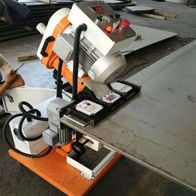 好用又大方PB-60自动行走钢板铣边机 钢板坡口机 铣边机价格