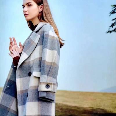 吉林品牌女装尾货 女装折扣 羽绒服女中长款 北京外贸服装批发