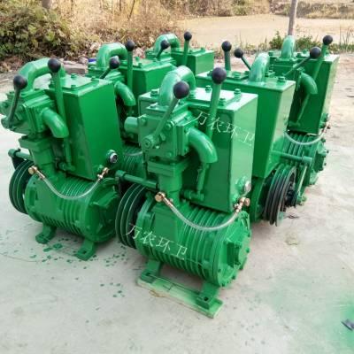 三轮吸粪车真空泵 农用三轮抽粪车真空泵厂家直销