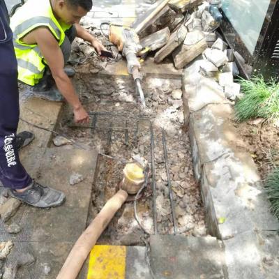广州房屋暗管泄漏水维修 暗装水管漏水检查漏点