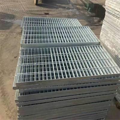 工厂平台网格栅 地沟盖板 热镀锌钢格栅