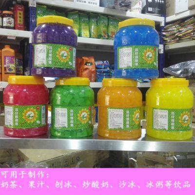 郑州冰粥原料批发 教配方