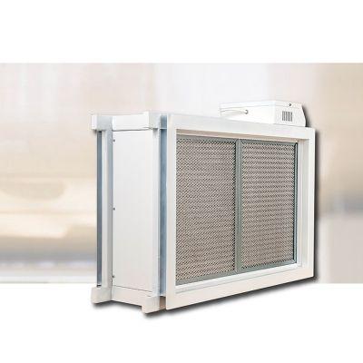 中央新风系统净化箱空调净化箱静电除尘设备管道电子式空气消毒器利安达