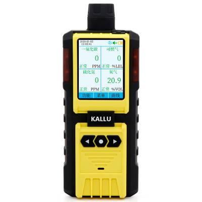泵吸式气体检测仪K-600