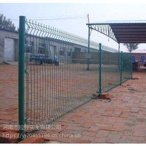 双边丝/边框/车间隔离网/基坑/河道护栏护栏网厂家一米多少钱