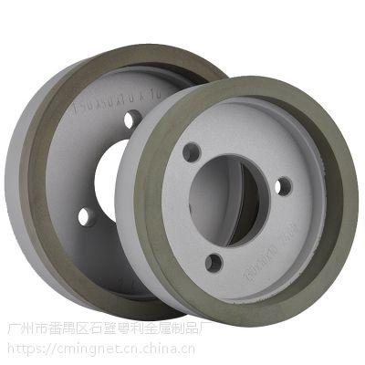 树脂磨轮直边机树脂轮玻璃磨边轮倒角轮砂轮磨具厂家直供
