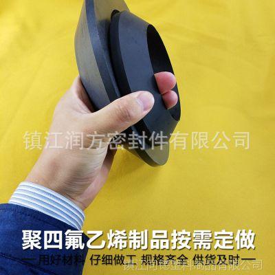 耐高温 机械强度比较高的:聚四氟乙烯碳纤维轴承套 密封环制品