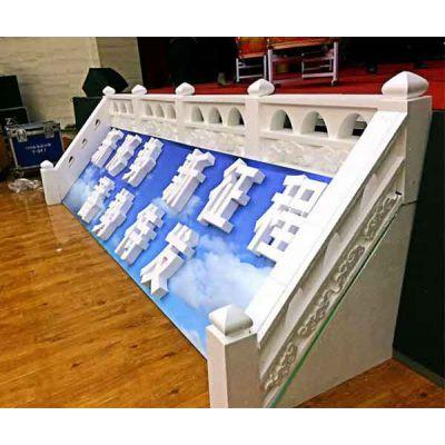 平面立体一体泡沫雕塑机哪家好-工大数控服务保障