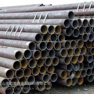 中薄壁无缝钢管 流体输送管 结构管 现货库存108*4.5 108*12