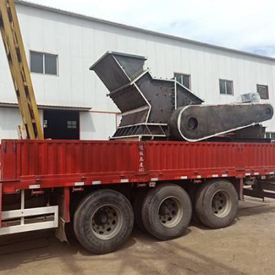 大型液压开箱制砂机报价-新疆大型液压开箱制砂机-腾达机械