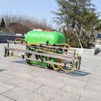 农用四轮悬挂式喷药机 轴传动灭虫打药机 雾化效果好农用打药机