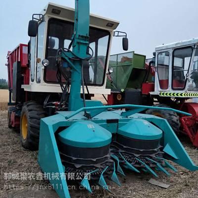 厂家直销转盘式大型玉米小麦秸秆青储机养殖青储机高速高效率