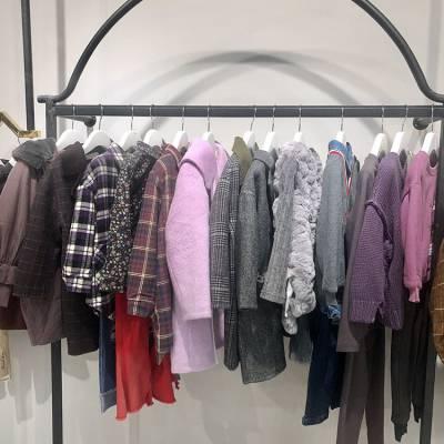 韩国品牌童装批发卡拉美秋冬装 品牌童装批发一手货源专柜正
