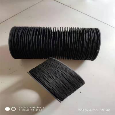 按要求定制 通风软连接 耐高温阻燃软连接 帆布软连接头