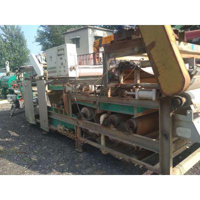 厂家购销二手过滤机 带式过滤机 3米带式污泥脱水机