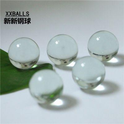 现货供应玻璃小球直径2mm3mm钠钙玻璃球高精度香水瓶用玻璃球