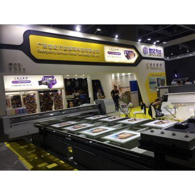 全棉服装数码印花设备厂家 广州中大成衣栽片印花机