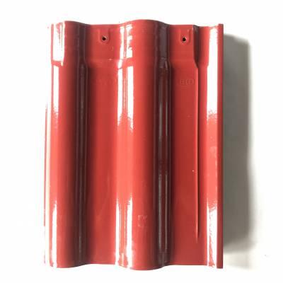 30*40红色连锁瓦/屋面防水瓦/陶瓷屋面瓦