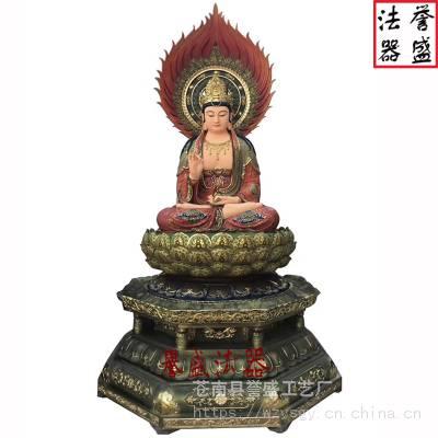 誉盛精品树脂佛像_文殊菩萨普贤菩萨_大型寺庙佛像供应