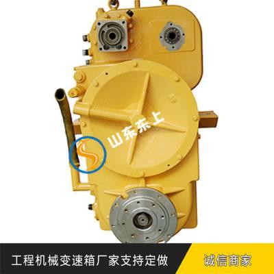 柳工862铲车变速箱变速泵发动机勿空转阀体的组装检测