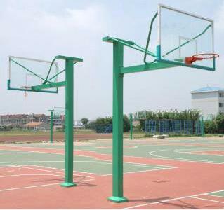 三明平箱篮球架 抗晒不掉色篮球架规格型号齐全