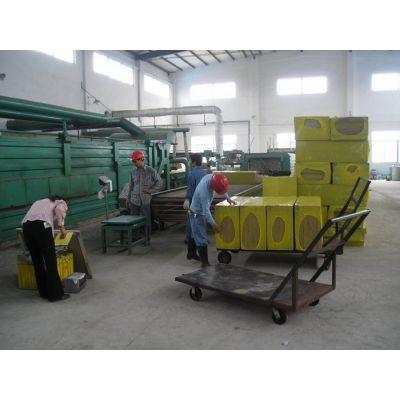 屋面保温防火岩棉板生产厂