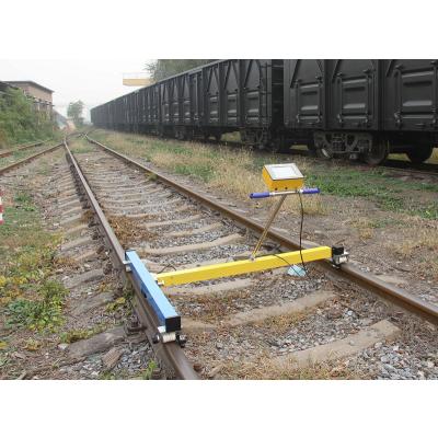地铁无砟轨道铺设施工及验收轨道几何状态测量仪