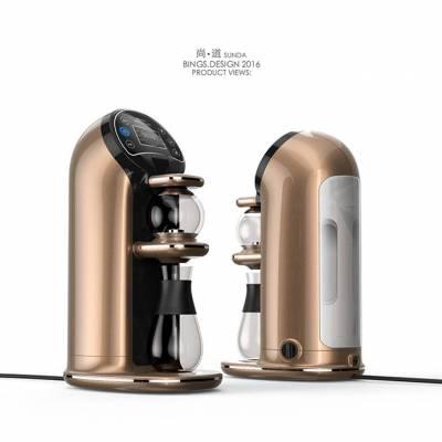 3款智能家居泡茶机设计案例分享