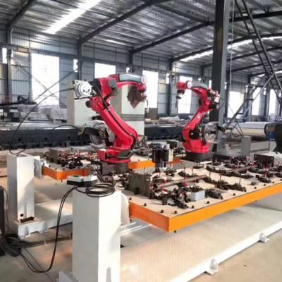 工业打磨机器人图片-工业打磨机器人-博裕机器人厂家