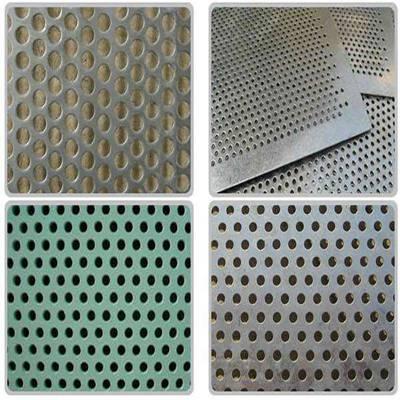 铝板冲孔网 钛板冲孔网 冲孔网的特点