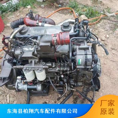 二手拆车发动机总成_玉柴原厂4110发动机总成供应