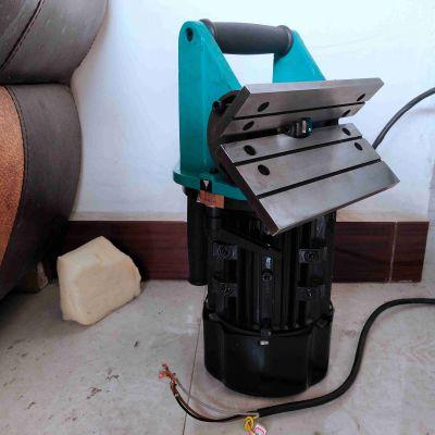 手提电动钢板坡口机 不锈钢板碳钢刨边倒角机