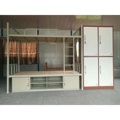 重庆钢制衣柜 学生 学校铁柜 多层储物衣柜 厂家直销