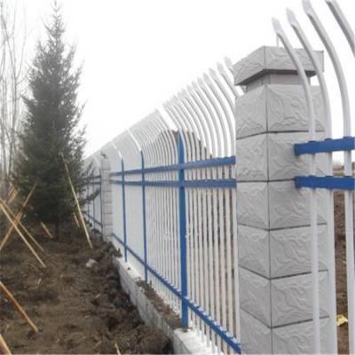 锌钢护栏 小区围墙围栏安全防护栏 厂家现货