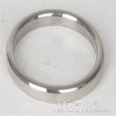 不锈钢椭圆垫片 BX150八角垫 友瑞牌密闭垫片生产厂家