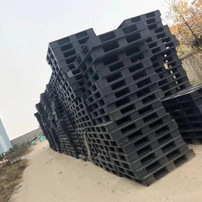 上海塑料托盘回收-上海都森木业回收-塑料托盘回收多少钱