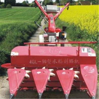 亚博国际真实吗机械 多功能稻麦割晒机 牧草割晒机出厂价格 自走式汽油机割小麦用的割晒机 价格