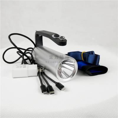 DBS101D新款手提式防爆强光照明灯IP6812W
