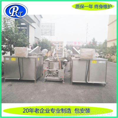 金乡蒜酥加工生产线 日通机械 新品价格优惠