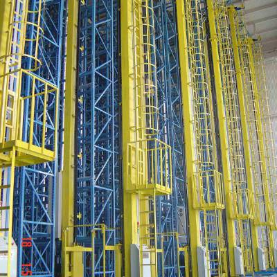 力源仓储 重型货架 自动立体库 防水防腐蚀处理 提高作业的效率