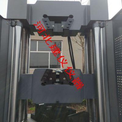 60吨万能材料试验机WE-600B数显液压拉伸弯曲压缩万能试验机操作规程