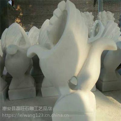 福建惠安大理石诚信雕塑石雕握手携手公司宗旨景观装饰办公桌摆件