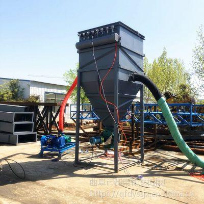 都用-粉末负压气力输送机 灌仓装水泥粉用负压式输送机