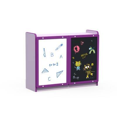 幼儿园家具_儿童书柜_玩具柜-绿森堡厂家直销