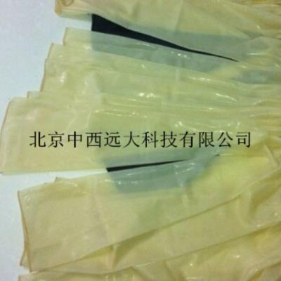 乳胶长臂手套/厌氧培养箱手套 型号:OW800-800MM库号:M25721