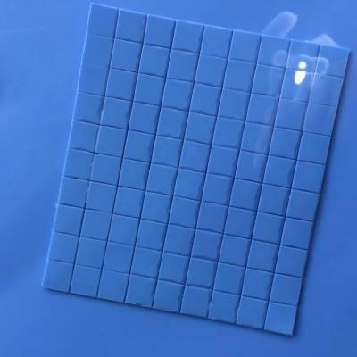 9W导热系数材料 导热硅胶片高导热绝缘材料 导热硅胶片生产厂家